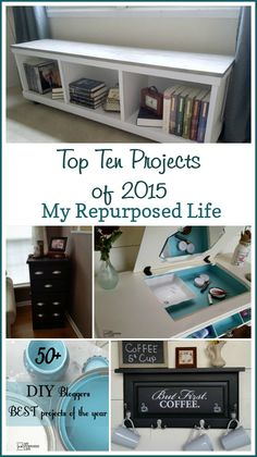 Year in Review- Top Ten Projects of 2015 and MORE!