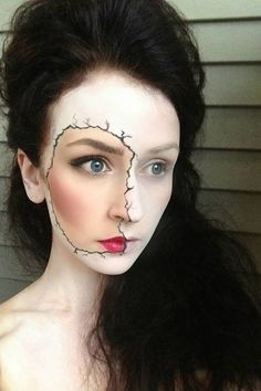 Need Halloween Inspo? These Sexy (and Spooky!) Halloween Makeup Looks Are Everything - Cosmopolitan.com