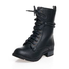 Reneeze Womens Alice-2 Mid-Calf Lace-Up Boots >>> This is an Amazon Affiliate link. Learn more by visiting the image link.