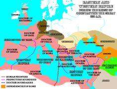 Roman Empire under Constantine The Great