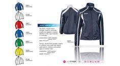 Melegítő Asics Armony Lady felső zöld,fehér T770Z5.8001-M Adidas Jacket, Athletic, Lady, Jackets, Color, Fashion, Colour, Moda, Athlete