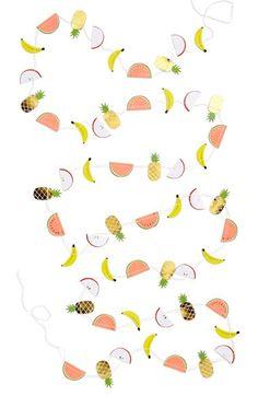Meri Meri Fruit Garland available at #Nordstrom