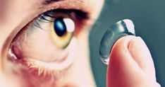Sony's Smart Contact Lenses Can Record What You See