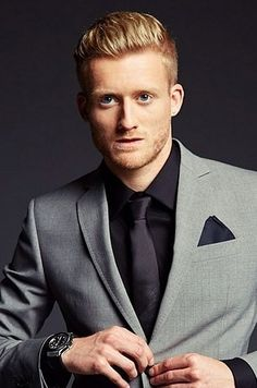 Andre Schuerrle (Germany) | The 23 Hottest Guys Left In The World Cup