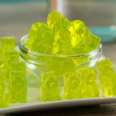 "TIPSY BARTENDER 🍻🍹 on Instagram: ""Tequila Gummy Bears 🐻 We made gummy bears out of tequila 🔥 #tequila #gummybears #party #fun #tasty"" Watermelon Jello, Watermelon Margarita, Alcohol Recipes, Fruit Recipes, Drink Recipes, Recipies, Cocktail Drinks, Cocktails, Bar Drinks"