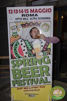 """Torna lo """"Spring Beer Festival"""": 4 giorni di festa alla """"Città dell'altra Economia"""""""