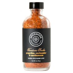 Tandoori BBQ: Our Tandoori spice rub is inspired by the classic Northern Indian tradition of clay oven bbq. In the traditional recipes proteins or paneer are ma