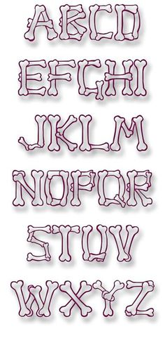 Embroitique Digital Machine Embroidery Designs Instant Downl… – Graffiti World Hand Lettering Alphabet, Graffiti Alphabet, Graffiti Lettering, Calligraphy Letters, Creative Lettering, Lettering Styles, Fancy Letters, Letters And Numbers, Halloween Stuff