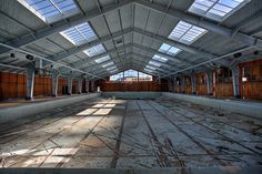 Take the Plunge | FORT ORD, CA -- The indoor swimming pool a… | Flickr - Photo Sharing!