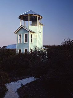Seaside, Fl - Love the watchtower I stayed here years ago!! The name was Jacks Bean Stack