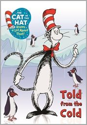 Come join in the fun, on new adventures we go with The Cat in the Hat and his friends all in tow! Discover how water can turn into snow, that penguins don't fly but boy can they go! Black bears get ready for a very long sleep, before the weather gets cold and the snow is too deep. Watch this free on hoopla with your public library card!