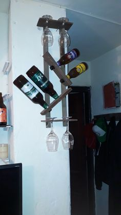 Bar Design Awards, Wine Racks, Track Lighting, Woodworking, Ceiling Lights, China, Projects, Home Decor, Wine Cellars