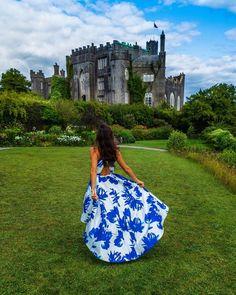 #Irlanda ¿Tenés pensado visitar Irlanda 🇮🇪? No te podes ir sin visitar alguno de sus mejores atracciones: • • 👉Castillos: Visitar uno de… Ireland, Castles, Get Well Soon