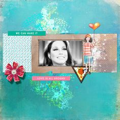Lynn Grieveson Design - Love is All Around Elements and Papers  Katie Pertiet - Autumn Memory LT