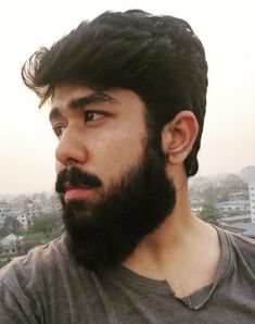 Full Beard, Beard Styles For Men, Awesome Beards, Envy, Mens Fashion, Style Ideas, People, Moda Masculina, Man Fashion