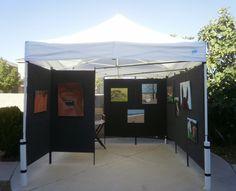 Image detail for -art fair displays, Art Fair Print Racks, Art Show Display Booth, Art ...