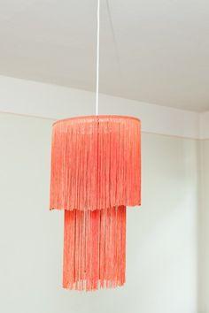 awesome fringe lamp!