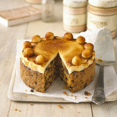 Meg Rivers Traditional Simnel Cake in Easter gifts at Lakeland