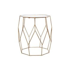 Carraway side table - 51x49cm