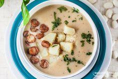 fasolowa zupa krem