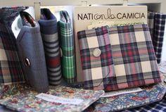 """""""Nati con la camicia"""", quattro parole per descrivere tutta la forza e la creatività di un marchio ispirato a uno dei capi base di qualsiasi guardaroba, la Camicia!"""