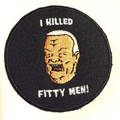 Repost @thuggernautshop  NEW PATCH! For all the King Of The Hill fans! Cotton Hill killed for your freedom! Link in bio. .... ... #patch #patches #patchgame #patchgamestrong #kingofthehill #cottonhill    (Posted by https://bbllowwnn.com/) Tap the photo for purchase info.  Follow @bbllowwnn on Instagram for the best pins & patches!