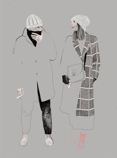 Fashionary Hand - A Fashion Illustration Blog                                                                                                                                                                                 More