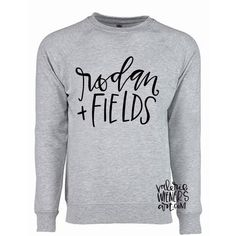 Rodan and Fields Shirt - Design Copyrighted. Pretty Letters, Rodan And Fields, Shirt Designs, Shirt Ideas, Sweatshirts, How To Wear, T Shirt, Silhouette, Clothes