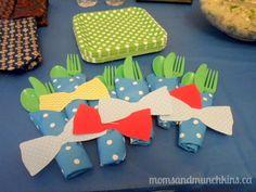 Little Man Baby Shower or 1st Birthday Party Ideas #BabyShower