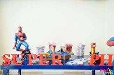 SPIDER MAN Birthday Party Ideas | Photo 2 of 53