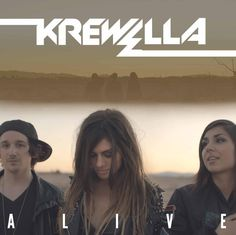 single cover art: krewella - alive [03/2013]