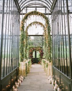 Wedding Venues stunning ceremony location in the greenhouse in Ireland - Ireland Wedding, Irish Wedding, Dream Wedding, Wedding Day, 1920s Wedding, 1920s Party, Wedding Themes, Wedding Pictures, Wedding Dress