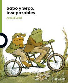 Portada Sapo y Sepo, inseparables