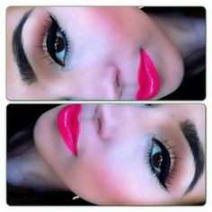 lOVE<3 her lip color!! - Makeup Lovers Unite!