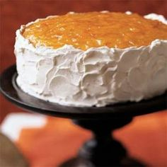"""Try baking off this orange marmalade cake this season, perfect for any and all holiday festivities.   <a href=""""http://Health.com"""" rel=""""nofollow"""" target=""""_blank"""">Health.com</a>"""