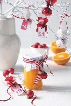 Vianočná pomarančová marmeláda
