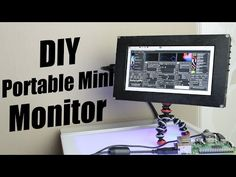 DIY Portable Mini Monitor: 5 Steps (with Pictures)