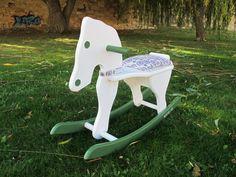 #caballito #verde #love #bebe #baby #mimitoshome #decoración #diversión