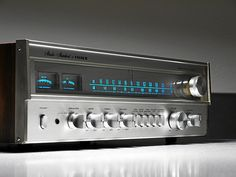 Fisher RS 1035 Stereo Receiver