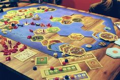 Amazon.com: Mayfair Games Catan Explorers and Pirates Expansion Board Game: Toys & Games