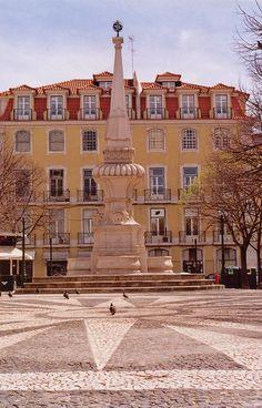 Largo de São Paulo - Lisboa, Portugal