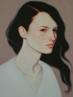 beautiful paintings by kris knight