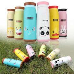 Cute #stainless steel vacuum flasks #thermos travel mug tea cup coffee #lidle,  View more on the LINK: http://www.zeppy.io/product/gb/2/391401016061/