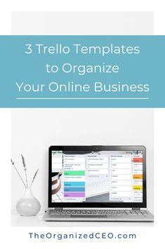 Get these free Trello templates for online entrepreneurs, coaches, consultants, bloggers, and digital product creators. Organize your business with these free Trello templates. The 3 boards include the biz dashboard, productivity planner, and system and processes. Trello Templates, Business Tips, Online Business, Swipe File, Index Cards, Online Entrepreneur, Tool Organization, Setting Goals, Coaches