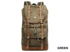 Canvas School Backpack - Premium Quality