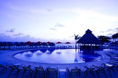 Temptation Resort and Spa, Cancun