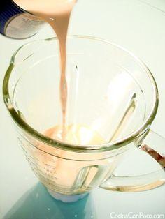Baileys casero o crema de Whisky - receta paso a paso