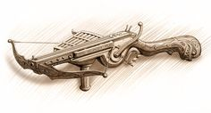 Repeating Crossbow | Repeating Crossbow - reviews and photos.
