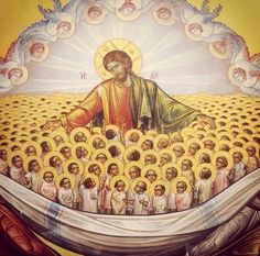 Feast day ~ December 28, The Holy Innocents