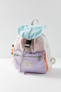 5dcb4c7ce3 Slide View  5  Kipling X UO Colorblock Keeper Backpack Kipling Backpack
